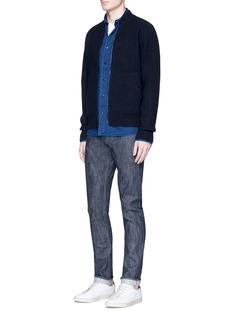 Denham'Viss' slim fit selvedge jeans