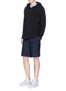 bassike 'Super Slouch' organic cotton hoodie