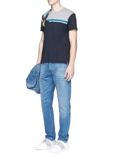 Valentino Parrot patch T-shirt
