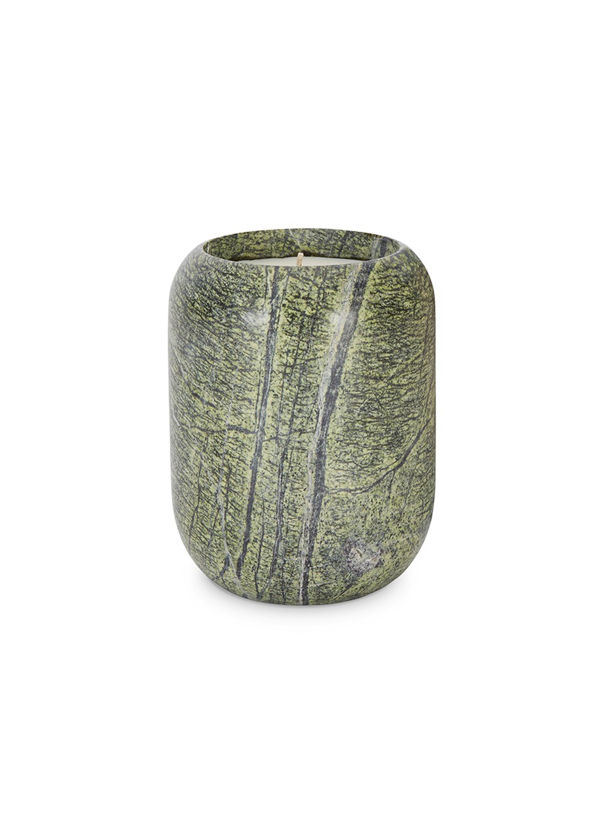 Stone large scented candle by Tom Dixon