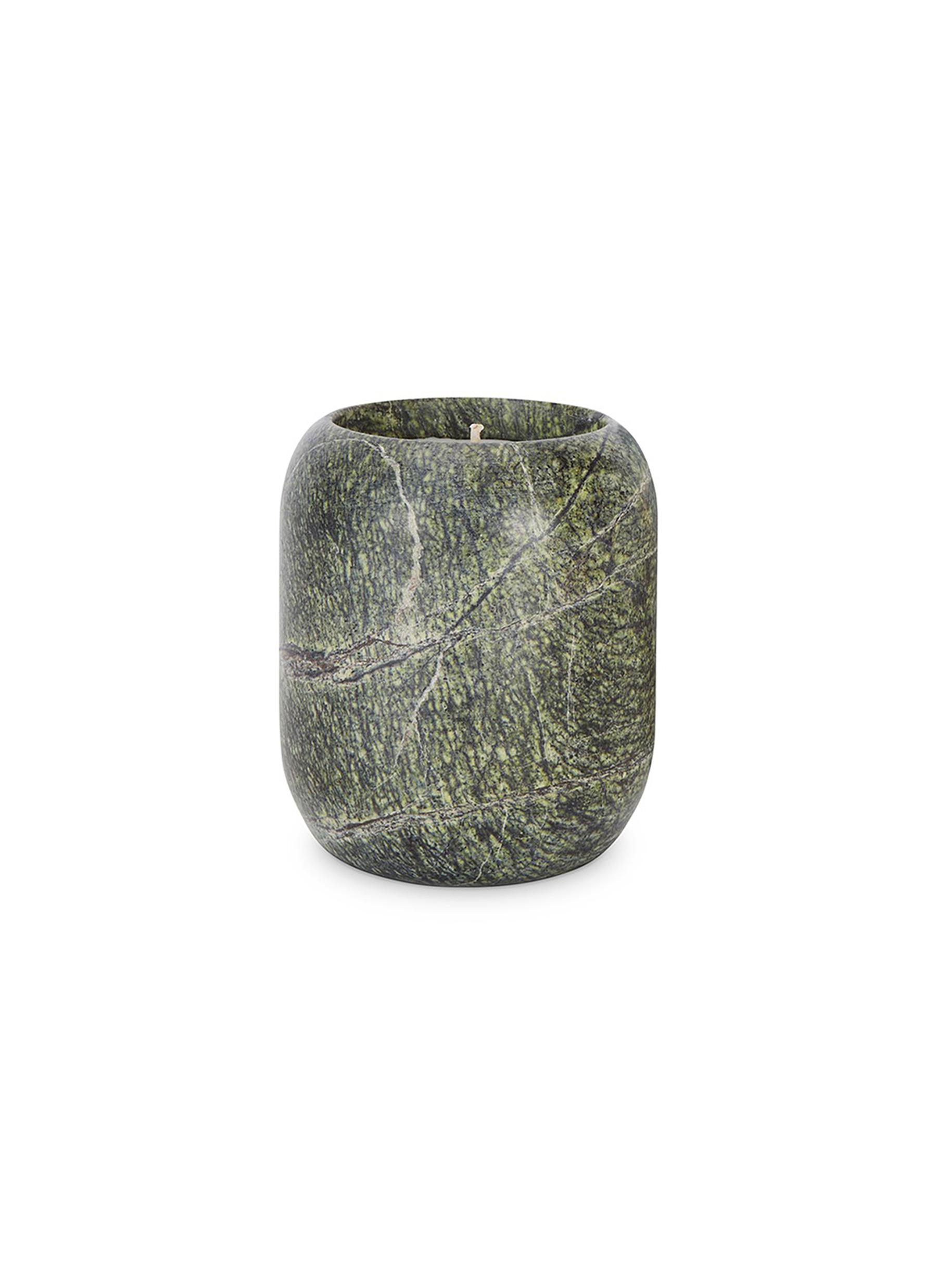 Stone medium scented candle by Tom Dixon