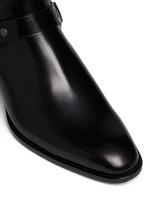 'Wyatt 40' harness leather boots