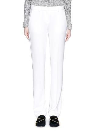 Main View - Click To Enlarge - Theory - 'Izelle B' stretch crepe pants