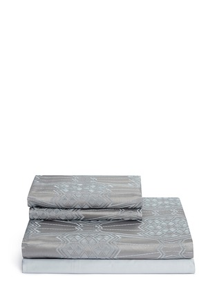 Main View - Click To Enlarge - Frette - Luxury Simplicity king size duvet set