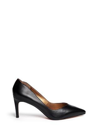 Sam Edelman-Orella' suede trim leather pumps