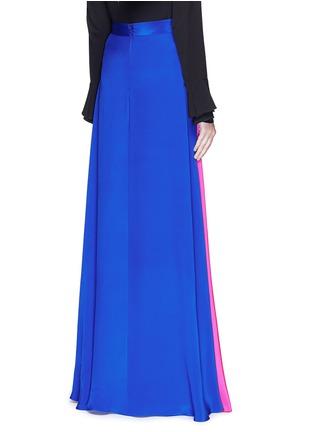 Back View - Click To Enlarge - Roksanda - 'Leighton' silk crepe skirt