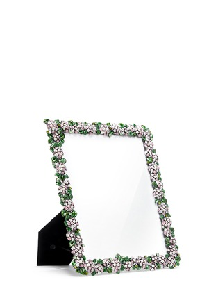 - LANE CRAWFORD - Botanica round peony 8R photo frame