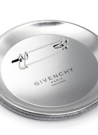 Detail View - Click To Enlarge - Givenchy - Star badge