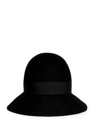Main View - Click To Enlarge - Stella McCartney - Wool felt cloche hat