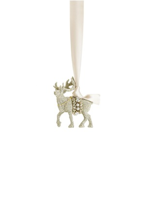 Main View - Click To Enlarge - ELIOT RAFFIT - Holiday Reindeer Christmas ornament