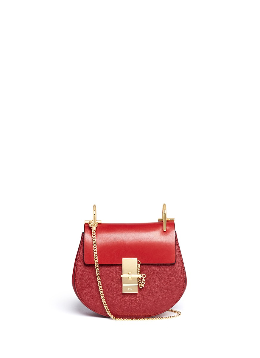 handbags chloe online - red chloe bag