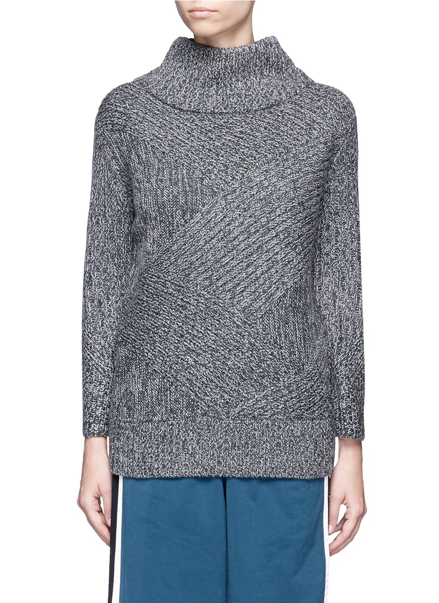 Bry Merino wool blend turtleneck sweater by rag & bone