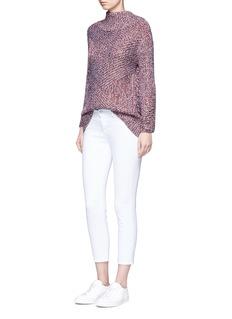 rag & bone'Bry' Merino wool blend turtleneck sweater