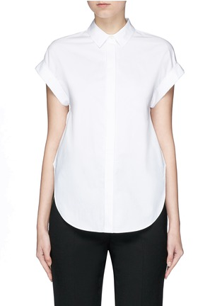 Main View - Click To Enlarge - rag & bone - 'Ara' tie back blouse