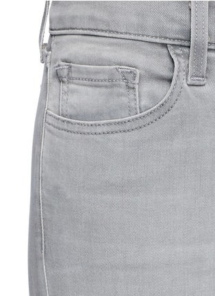 Detail View - Click To Enlarge - J Brand - 'Capri Photo Ready' cropped skinny jeans