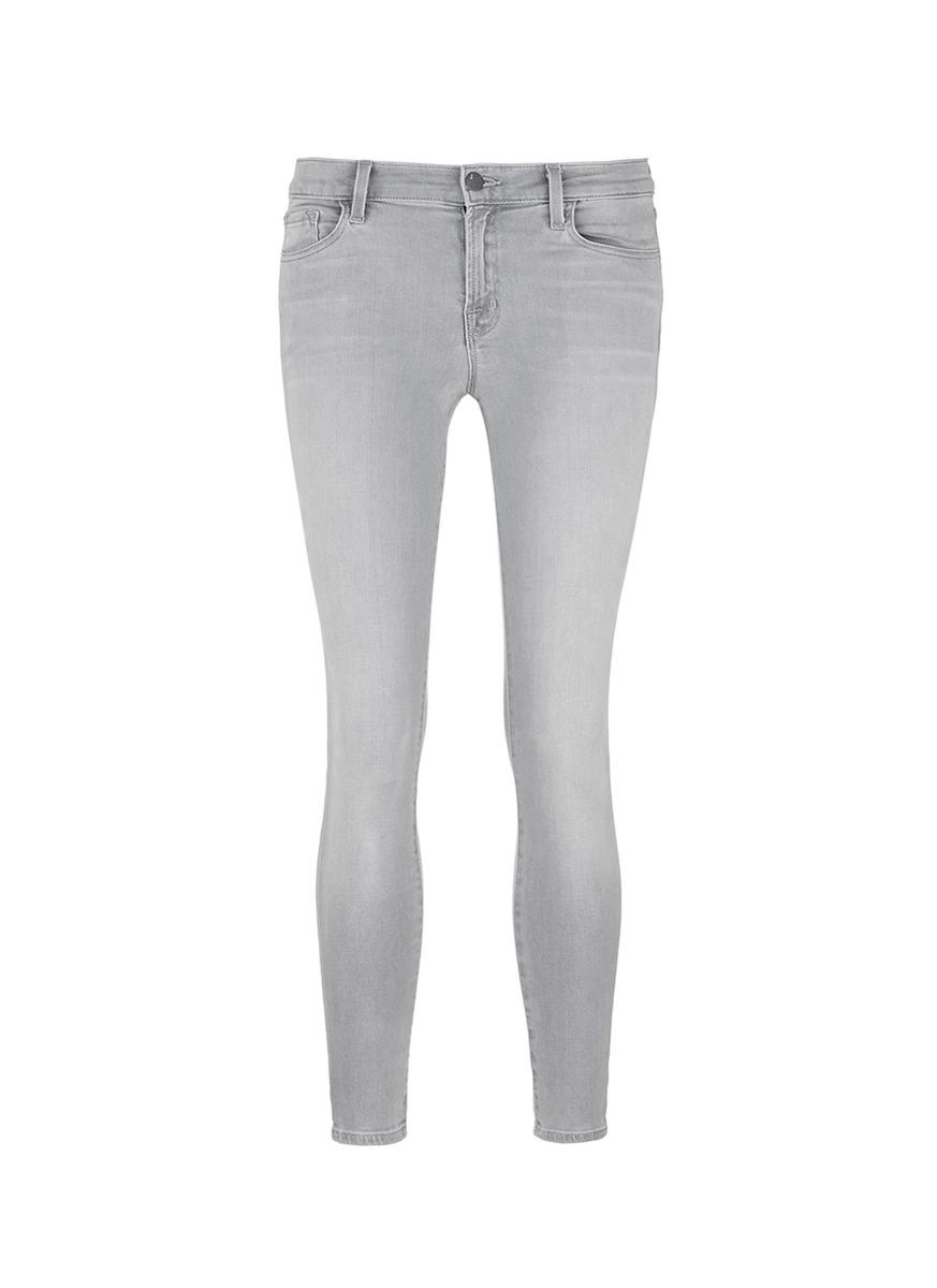 Capri Photo Ready cropped skinny jeans by J Brand