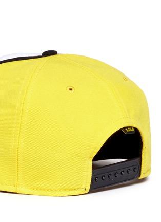 Back View - Click To Enlarge - Nike - 'LeBron 13 True' colourblock baseball cap