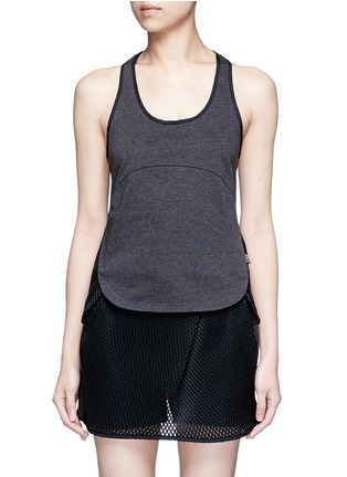 Main View - Click To Enlarge - Nike - NikeCourt mesh back tank top