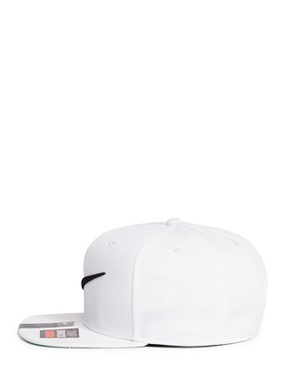 Figure View - Click To Enlarge - Nike - 'Swoosh Pro' patch appliqué baseball cap