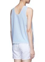 'AS Nike Premium Pack' mesh layered tank top