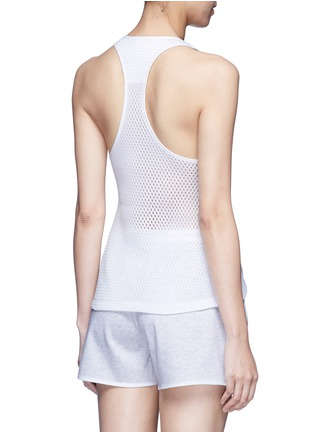 Back View - Click To Enlarge - Nike - NikeCourt mesh back tank top