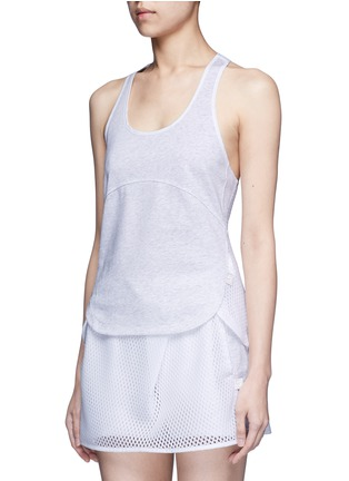 Front View - Click To Enlarge - Nike - NikeCourt mesh back tank top
