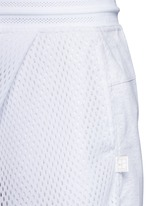 NikeCourt mesh overlay skort