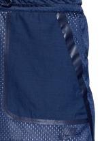'AS Nike Premium Pack' mesh layered running shorts