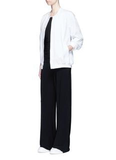 Norma KamaliShirred waist jersey jumpsuit