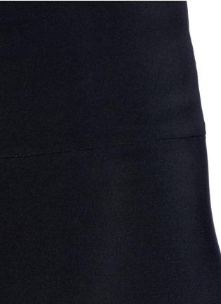 Norma Kamali-Stretch jersey leggings