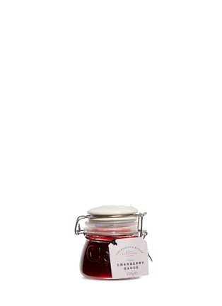 Main View - Click To Enlarge - Cartwright & Butler - Cranberry sauce preserve