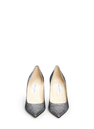 Figure View - Click To Enlarge - Jimmy Choo - Agnes' lamé glitter pumps