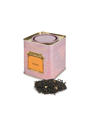 Fortnum & Mason - Black loose leaf tea and peach tin