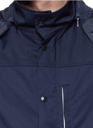 Detail View - Click To Enlarge - Nanamica - 65/35 Bayhead cruiser jacket