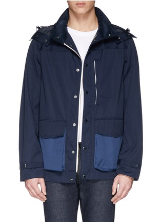 Main View - Click To Enlarge - Nanamica - 65/35 Bayhead cruiser jacket