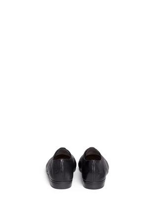 背面 - 点击放大 - MARSÈLL - COLTELLO激光切割真皮平底鞋