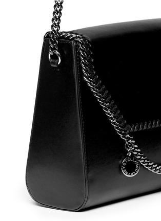 Detail View - Click To Enlarge - Stella McCartney - 'Falabella' flap chain shoulder bag