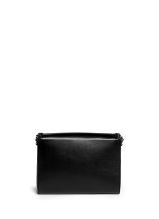 Back View - Click To Enlarge - Stella McCartney - 'Falabella' flap chain shoulder bag