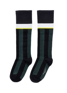 MARNIStripe cotton socks