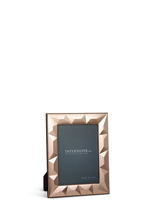 InterSilver - The Diamond Cut 5R photo frame