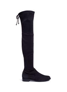 STUART WEITZMAN'Lowland' suede boots