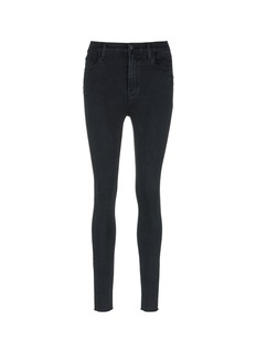 J Brand 'Carolina' high rise skinny jeans