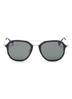 Ray-Ban 'RB4273' square mirror sunglasses