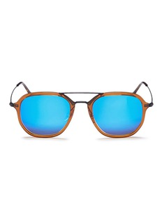 Ray-BanRB4273' square mirror sunglasses