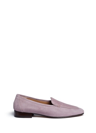 Main View - Click To Enlarge - The Row - 'Adam' suede loafers