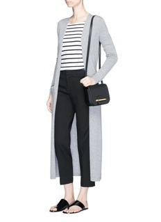 VinceCuffed cotton chino pants