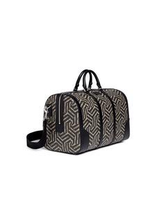 Gucci'GG Caleido' print canvas duffle bag