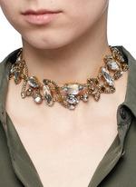 'River Song' Swarovski crystal choker necklace