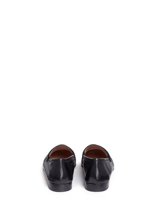 Back View - Click To Enlarge - Mansur Gavriel - Calfskin leather loafers