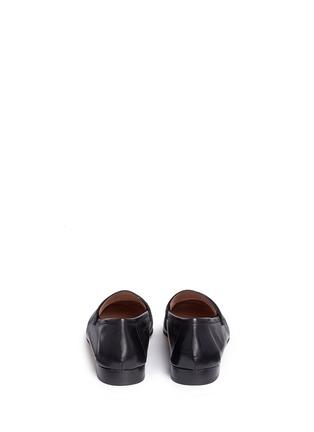Mansur Gavriel-Calfskin leather loafers